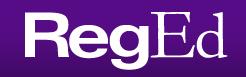 RegEd Logo